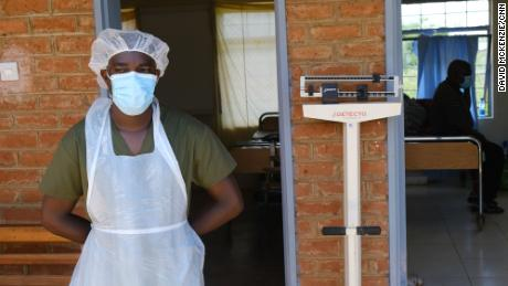Inside Malawi's Covid-19 wards, the impact of vaccine nationalism is all too clear
