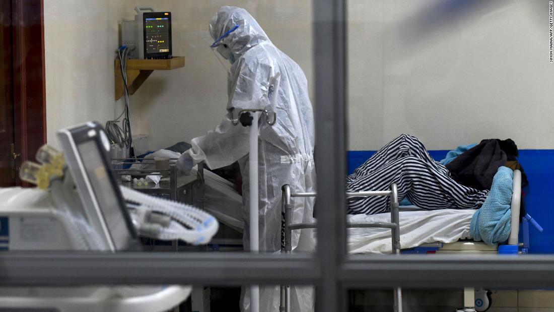 Countries in Africa fear they'll become the next India as vaccine supplies dwindle