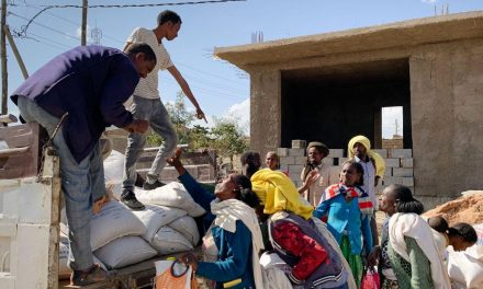 Tigray: Over 350,000 people in Ethiopia's conflict-ravaged Tigray region are experiencing famine conditions.