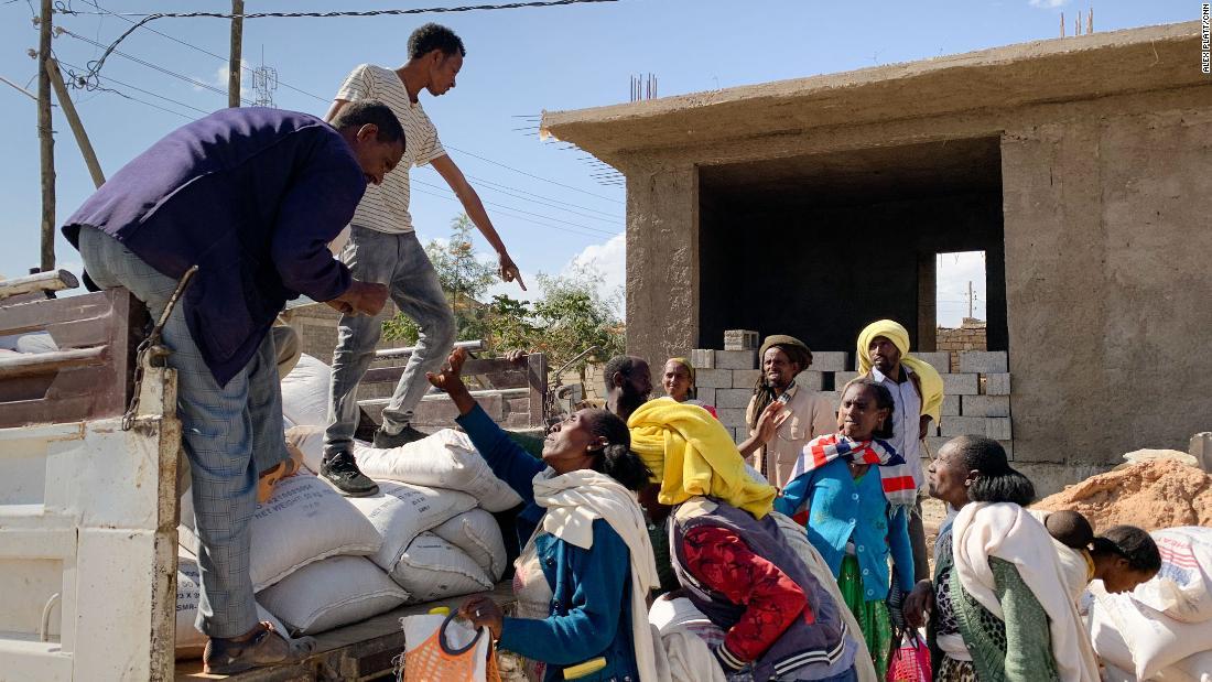 Ethiopia: UN confirms military blocking aid in Tigray following CNN investigation