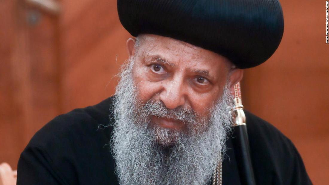Tigray: Ethiopian Orthodox Church Patriarch condemns Tigray 'genocide'