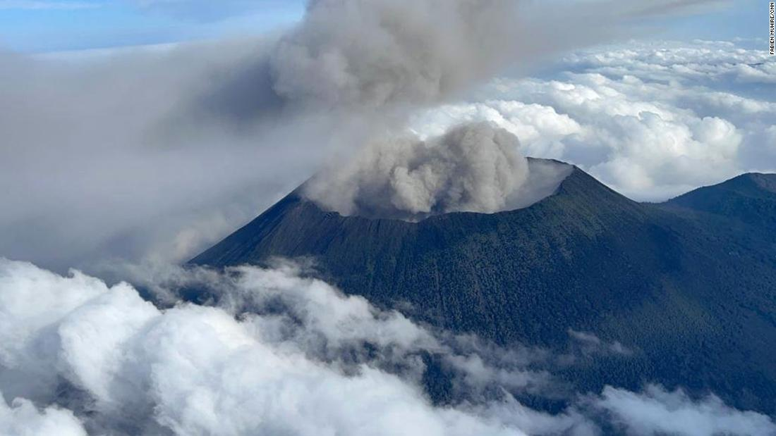 Mt. Nyiragongo volcano: 92 earthquakes and tremors recorded in past 24 hours