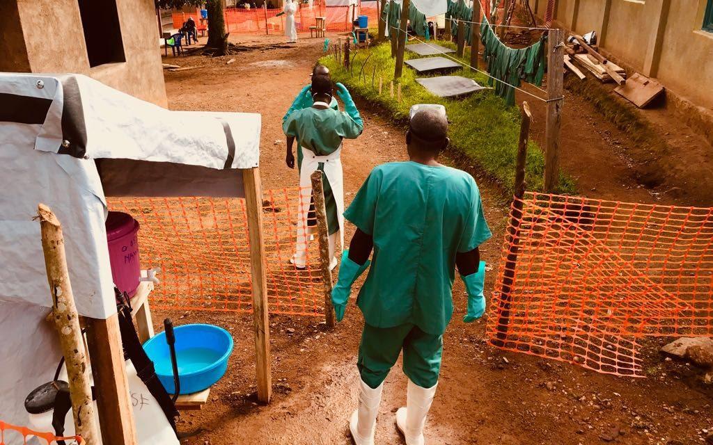 DR Congo declares end of 12th Ebola outbreak