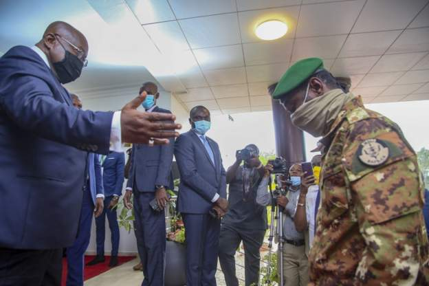 Ecowas left dazed by Mali's political crisis as it looks for resolution