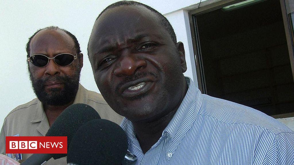 Katumba Wamala: Uganda minister shot in assassination attempt
