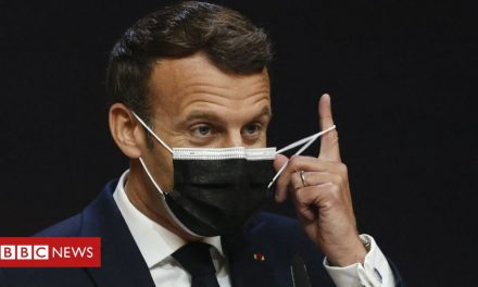 Macron's blunt style may harm bid for new African chapter