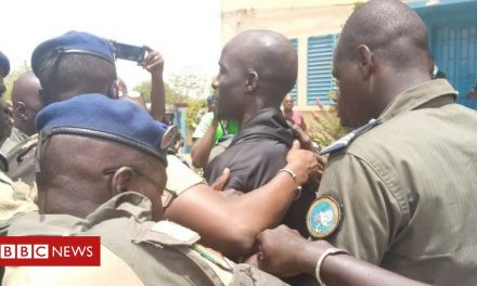 Baye Modou Fall: The Senegalese convict who says he escaped prison 12 times