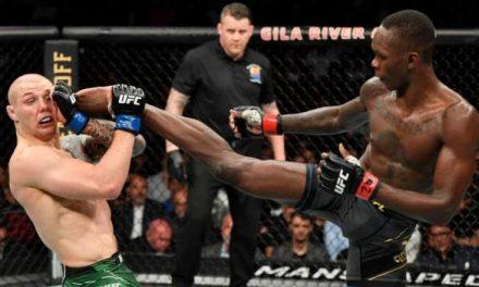 UFC 263: Israel Adesanya beats Marvin Vettori to retain middleweight title