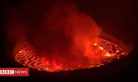 Goma volcano: 'I don't know what happened to my family.'