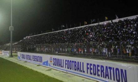 Somalia sack coach after less than three weeks