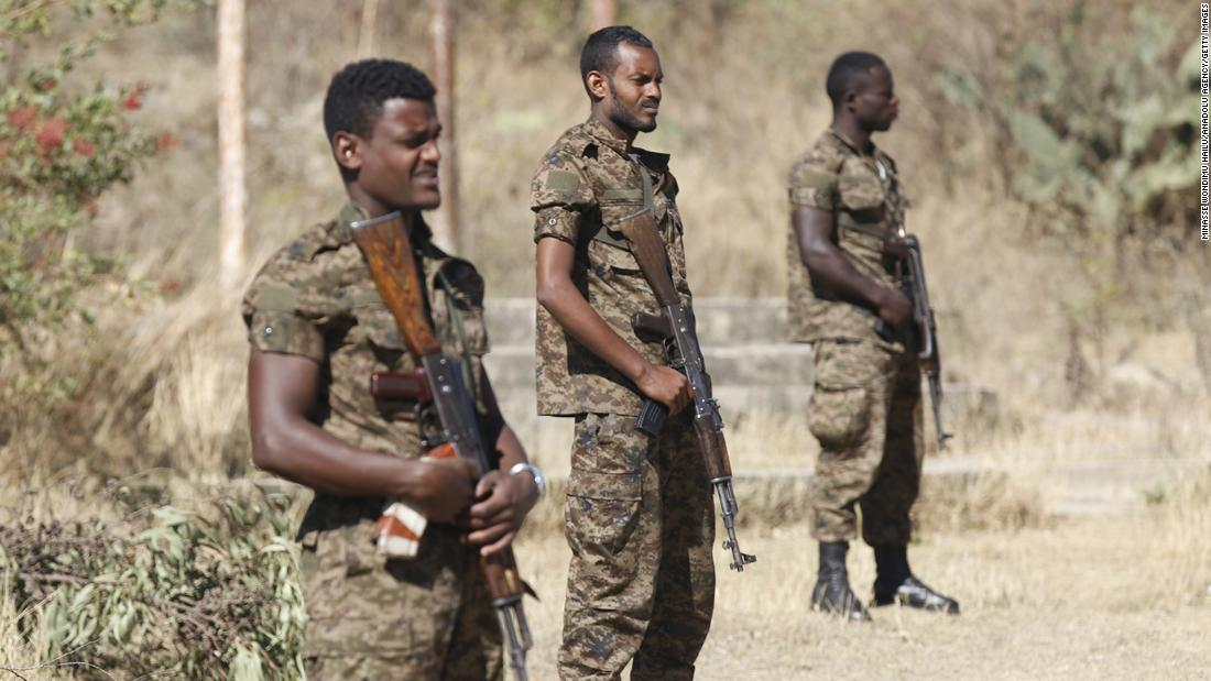 Ethiopian government defends actions in Tigray Region, accuses critics of 'orchestrated attack'