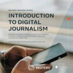 Facebook partners Reuters to launch online course for journalists
