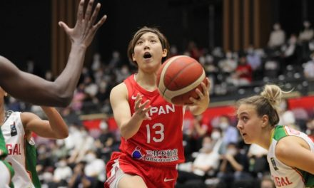 Tom Hovasse pushing Akatsuki Five hard ahead of Olympics