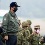 Japan defense chief urges stronger EU military presence in Asia