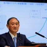 Suga expects 10,000 spectator cap to apply to Tokyo Olympics
