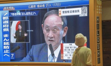Japan opinion poll shows approval of Suga Cabinet almost flat at 33%