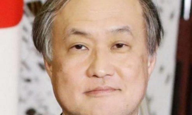 Senior Japanese diplomat Takeo Akiba to be new national security adviser
