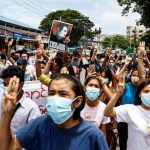 Japan's refusal to sanction Myanmar undermines Biden's strategy