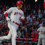 Shohei Ohtani continues home run tear as Angels win