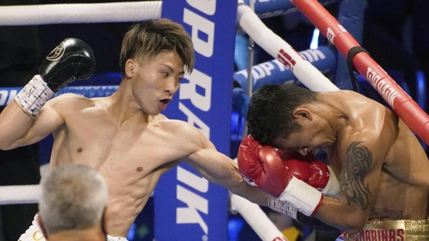 Naoya Inoue overwhelms Michael Dasmarinas with three-round knockout