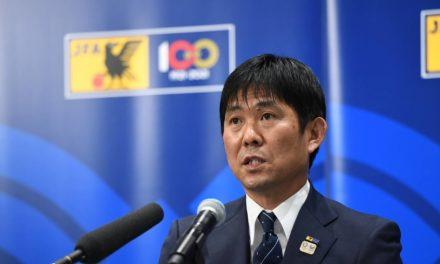 Hajime Moriyasu looks to Europe-based players for Olympic soccer success