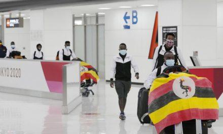Ugandan Olympic team quarantined in Japan after virus case