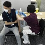 Japan suspends applications for corporate vaccination drives due to concerns over delivery