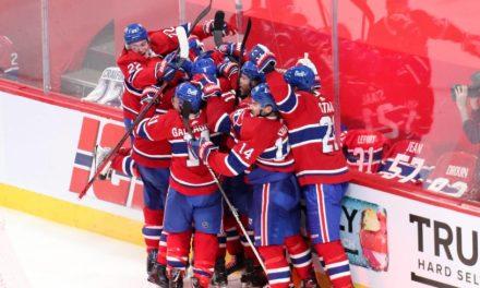 Artturi Lehkonen's OT goal sends Canadiens to Stanley Cup Final