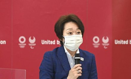 Tokyo Olympic president says antivirus measures need to be tightened