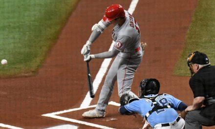Shohei Ohtani blasts monster 24th homer; Yusei Kikuchi earns 5th win