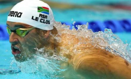Tokyo 2020: Le Clos wants to be 'best athlete South Africa has ever had'