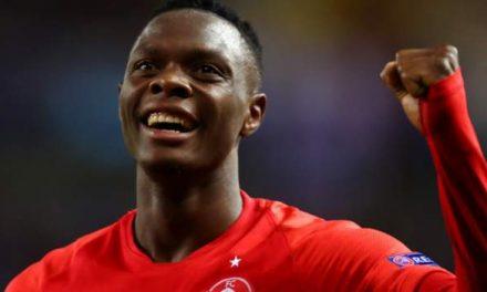 Patson Daka: Leicester sign 'exciting' Zambian striker