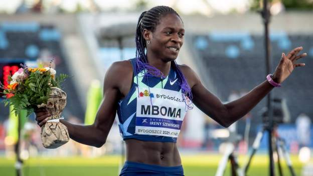 Namibian teenagers out of Olympic 400m over testosterone levels