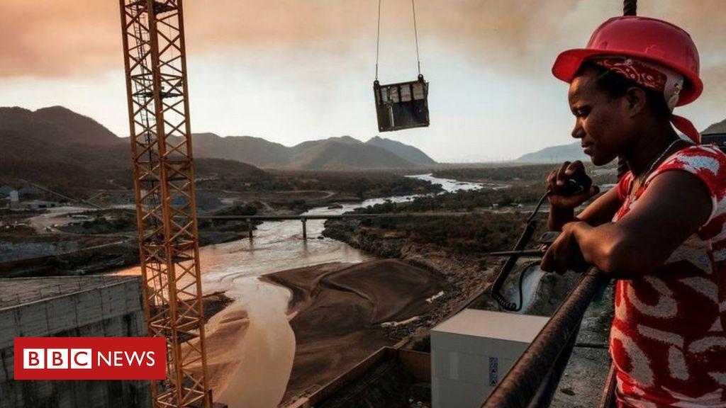 Egypt angered over filling of Ethiopia's mega-dam