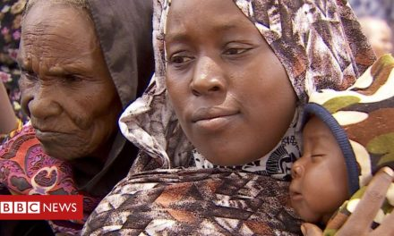 Darfur conflict's latest surge in violence displaces thousands