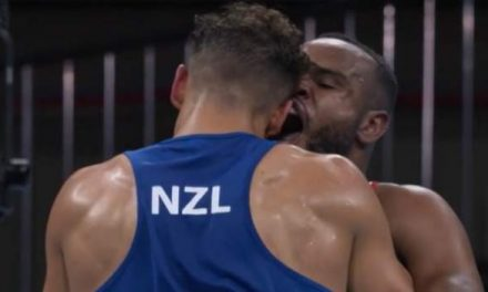 Tokyo Olympics: Boxer Youness Baalla attempts bite on opponent during last-16 fight