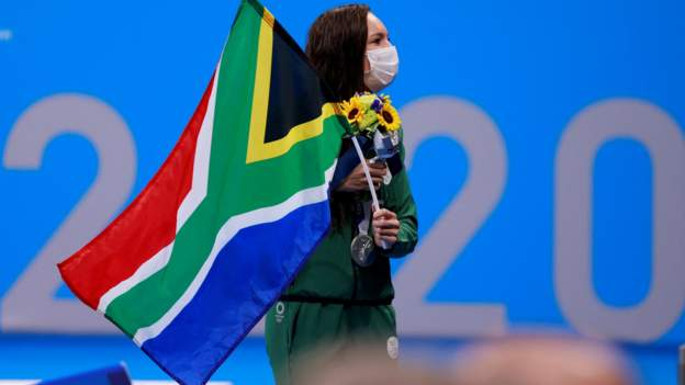 Tokyo Olympics: Silvers for SA but rugby disappointment