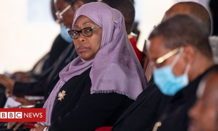 Tanzania's Samia Suluhu Hassan gets Covid jab in policy reverse