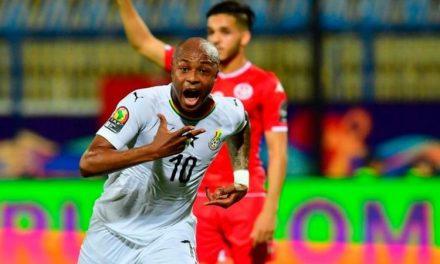 Ghana's captain Andre Ayew joins Qatar's Al Sadd