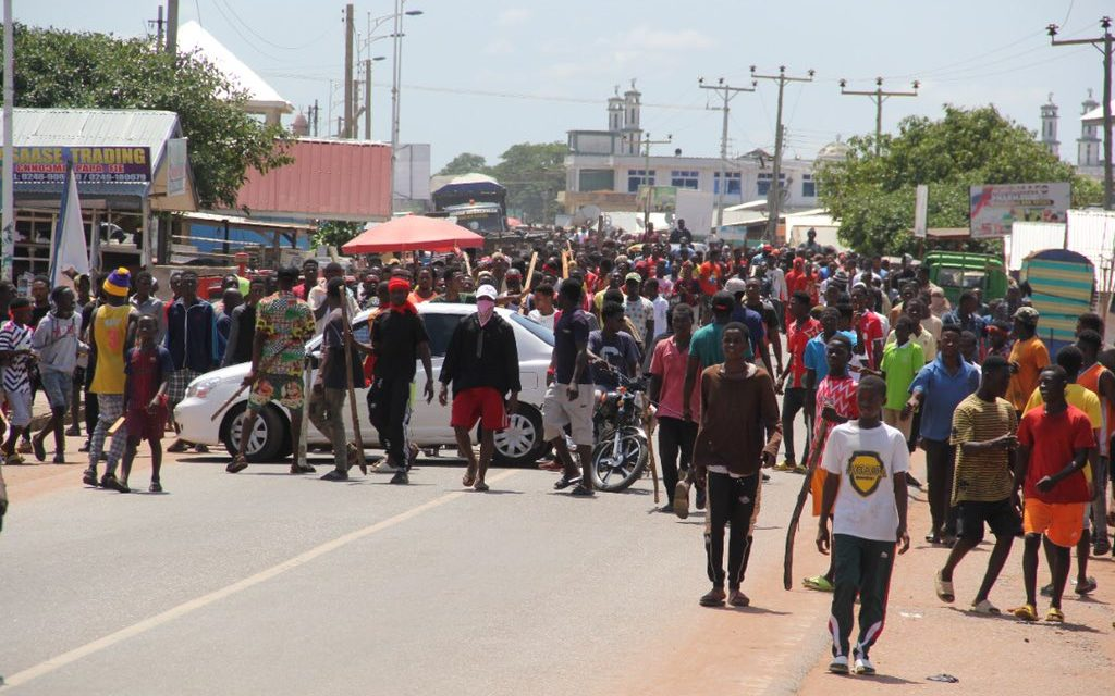 Ghana's president orders probe into death of protesters