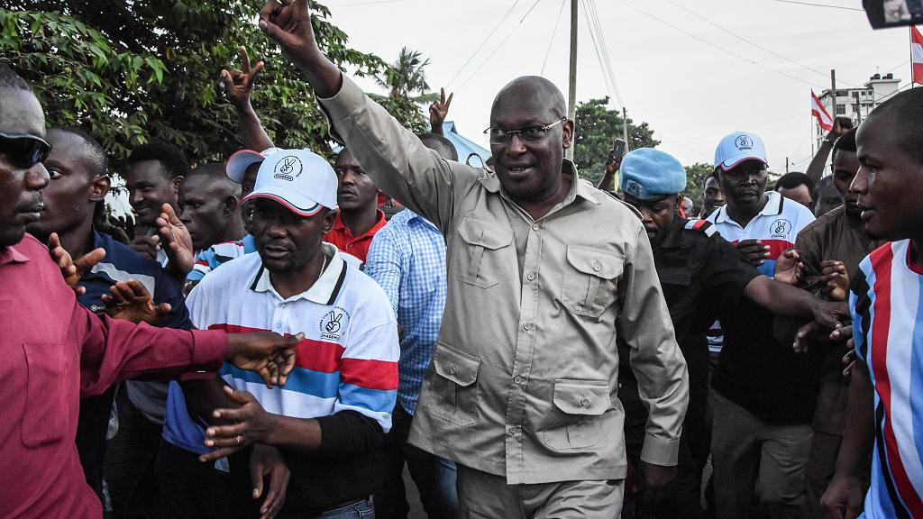 Tanzania: Opposition leader Mbowe charged with terrorism