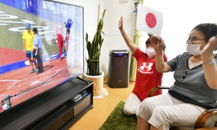 Japan kicks off Olympics amid COVID-19 fears