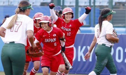 Miu Goto saves the day as Japan's softball team gets dramatic win over Mexico