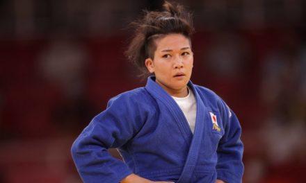 Judoka Funa Tonaki one bout from earning Japan's first Tokyo 2020 gold