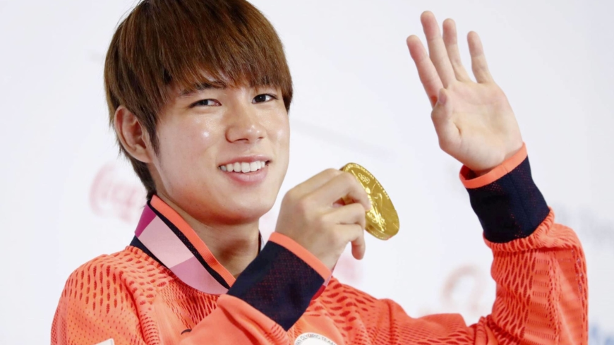 Yuto Horigome still in disbelief a day after winning Olympic skateboarding gold