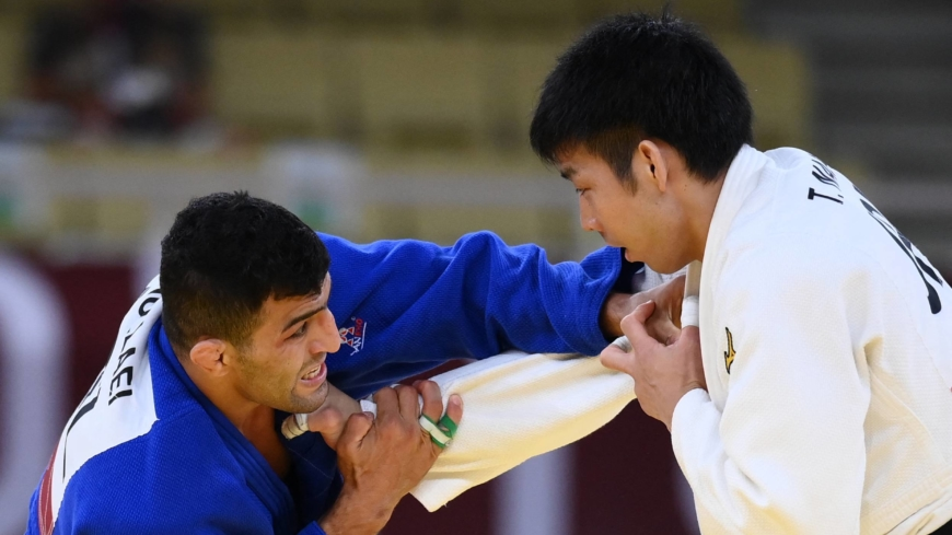 Takanori Nagase continues Japan's golden run in judo with men's under 81-kg gold