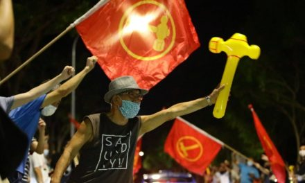 Singapore's angst over expats forces simmering political debate
