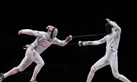 Record haul: Japan wins men's epee team event for 17th gold medal of the Tokyo Games