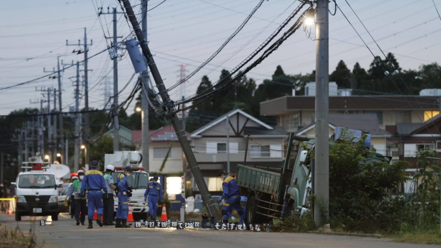Japan to recheck school routes after fatal Chiba truck crash