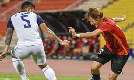 Grampus continue to cruise in ACL with win over Ratchaburi
